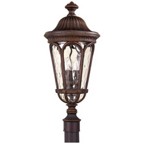 "Murray Feiss Regent Court 24 1/2"" High Outdoor Post Lantern"