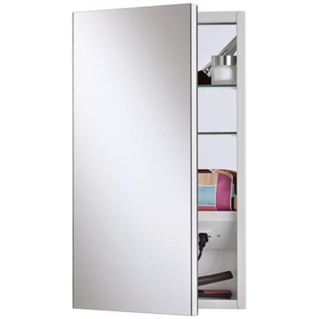 Broan Meridian Polished Edge Electrified Medicine Cabinet