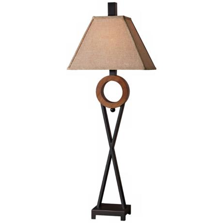 Uttermost Denton Buffet Table Lamp