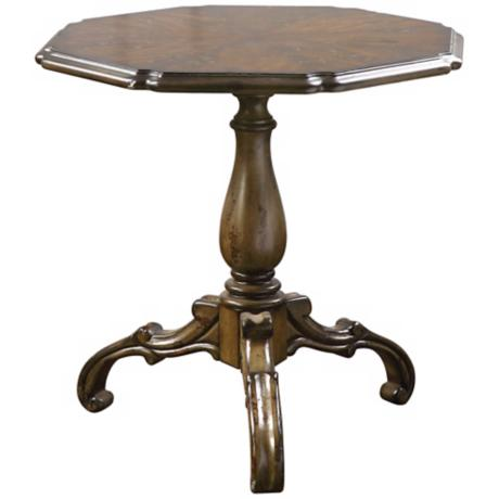 Uttermost Lastri Accent Table