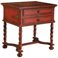Uttermost Minorca Accent Table