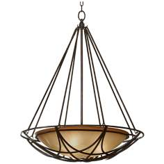 "El Nido Collection 24 1/4"" Wide Pendant Light"