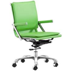 Zuo Lider Plus Green Office Chair