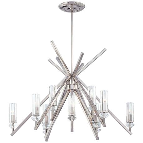 Large contermporary chandelier