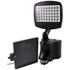 45 LED Motion-Activated Solar Security Light