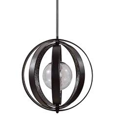 Uttermost Trofarello 1-Light Pendant Chandelier
