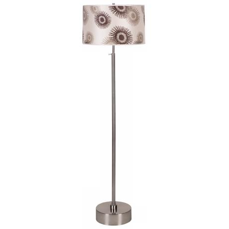 Lights Up! CanCan Cornflower Adjustable Height Floor Lamp