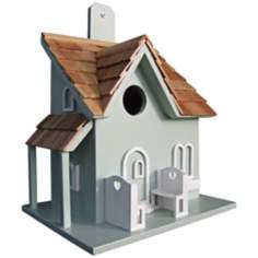 Little Retreat Blue Birdhouse