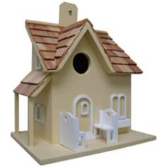 Little Retreat Yellow Birdhouse