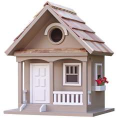 Forest Bungalow Cottage Cafe Au Lait Birdhouse