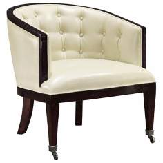 Ecru Holguin Tub Chair