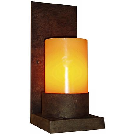 "Laura Lee Mallorca Single Light 12"" High Wall Sconce"