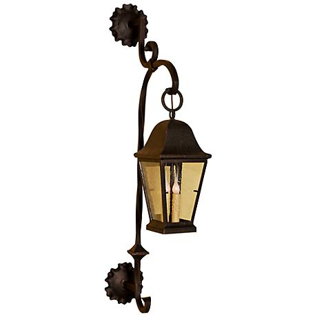 "Laura Lee Berkeley 48"" High Outdoor Wall Lantern"
