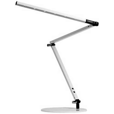 Gen 2 Z-Bar White Daylight High Power LED Desk Lamp
