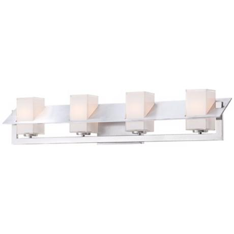 "George Kovacs Tilt Collection 29 3/4"" Wide Bath Wall Light"