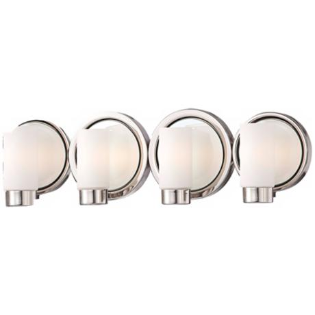 "George Kovacs Next Port 34 3/4"" Wide Bath Wall Light"