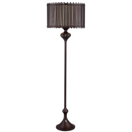 National Geographic Bali Floor Lamp