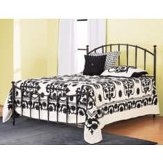 Hillsdale Bel Air Black Gold Bed