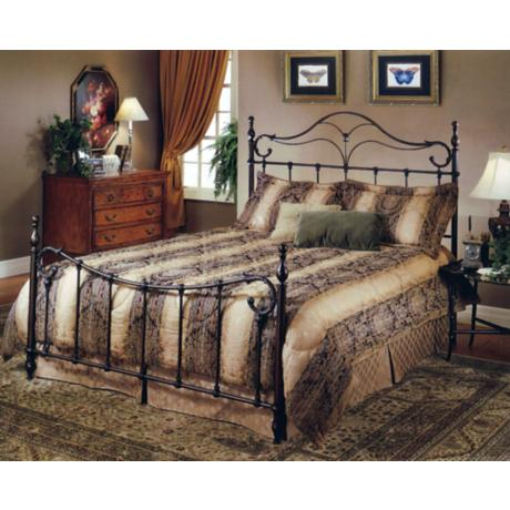Hillsdale Bennett Antique Bronze Bed