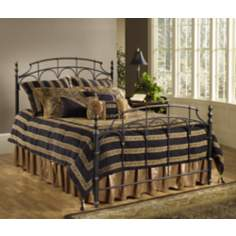 Hillsdale Ennis Rubbed Bold Bed