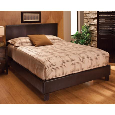 Hillsdale Harbortown Brown Bed