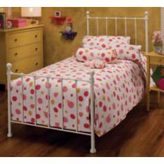 Hillsdale Molly White Bed (Twin)