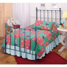 Hillsdale Molly Blue Bed (Twin)