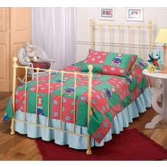 Hillsdale Molly Yellow Bed (Twin)