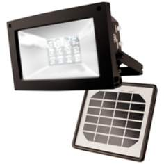 Super Bright 12 Watt LED Outdoor Solar Flood Light