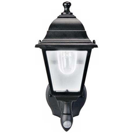 Wall Sconces That Run On Batteries : Outdoor LED Battery Powered Motion Activated Wall Sconce - #T4505 www.lampsplus.com
