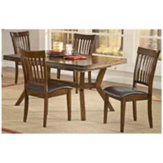 Hillsdale Arbor Hill Collection 5 Piece Dining Set