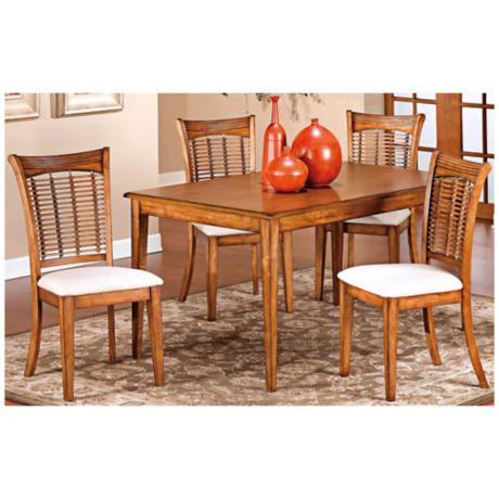 Hillsdale Bayberry Collection Rectangular Dining Set