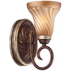 "Minka Lavery Marsoni Collection 10 1/4"" High Wall Sconce"