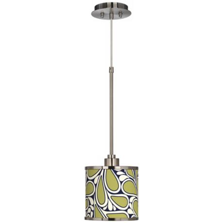 Stacy Garcia Rain Metal Giclee Glow Mini Pendant Light