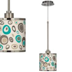 Stammer Giclee Glow Mini Pendant Light