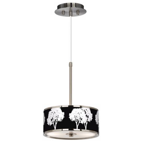 "Stacy Garcia Forest Black 10 1/4"" Wide Pendant Light"