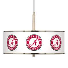 "The University of Alabama 16"" Wide Pendant Light"