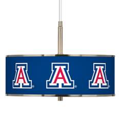 "The University of Arizona 16"" Wide Pendant Light"