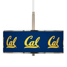 "University of California Berkeley 16"" Wide Pendant Light"