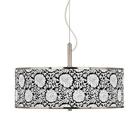 "Seedling by thomaspaul Blossom 20"" Wide Pendant Light"