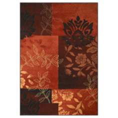 Tremont Collection Descanso Wine Area Rug
