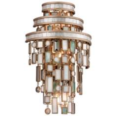 "Corbett Dolcetti Mixed Shells 15 3/4"" High Wall Sconce"