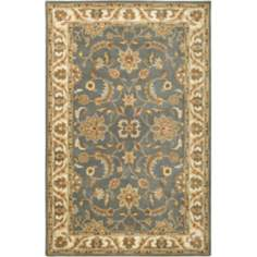 Natural Wool Collection Lyndhurst Area Rug