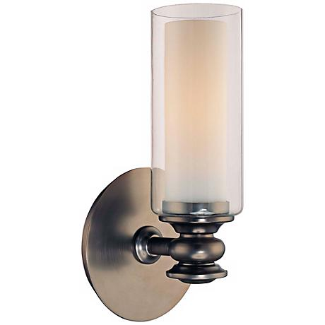 "Minka Lavery Harvard Court 10 1/4"" High Wall Sconce"
