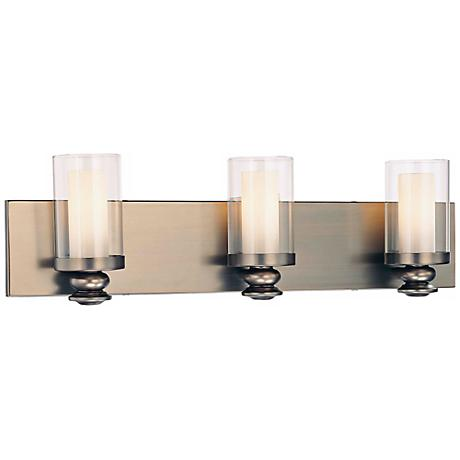 "Minka Lavery Harvard Court 23 3/4"" WIde Bath Wall Light"