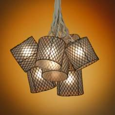 Eastern Elegance 10 Light String Lights