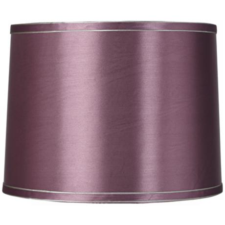 Jewel Collection Mauve Lamp Shade 11x12x9 (Spider)