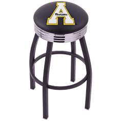 Retro Appalachian State University Counter Stool