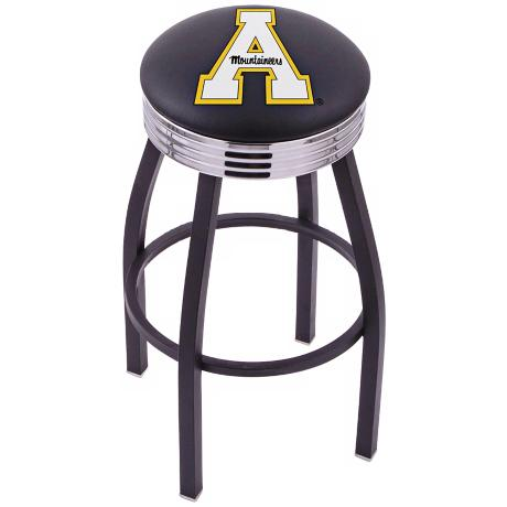 Retro Appalachian State University Barstool