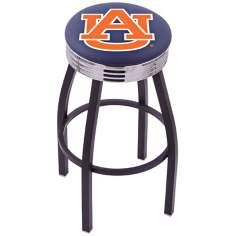 Retro Auburn University Barstool